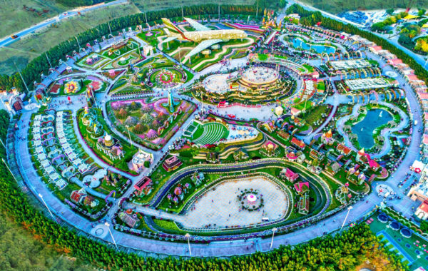 "Dubai Miracle Garden all set to ""bloom"" ahead of a dramatic winter opening"