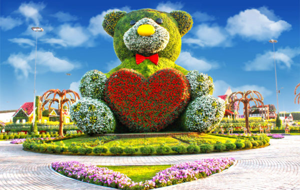 Dubai Miracle Garden's new attractions promise fun and rejuvenation  for all